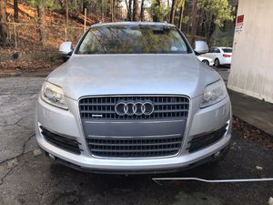 2007 Audi Q7 for Parts only for Sale in Tucker, GA