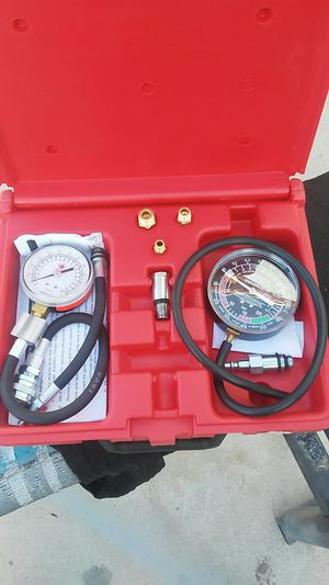 Matco compression and vacuum tester for Sale for sale  Bakersfield, CA