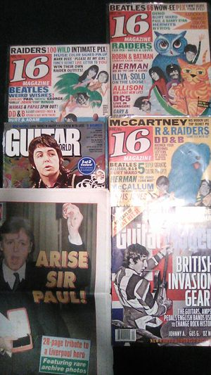 Beattles magazinez for Sale in Edmonds, WA