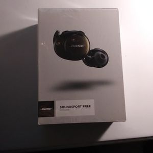 Bose Soundsport Free Bluetooth Bluetooth Earbuds for Sale in Westminster, CA