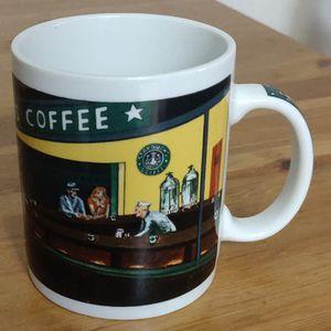 "Starbucks Mug Chaleur ""Diner Scene"" for Sale in Azusa, CA"
