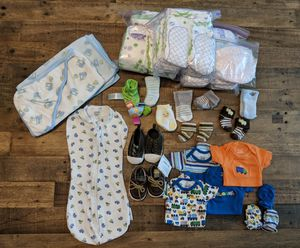 Lot of Newborn Items (See All Pics) for Sale in Bothell, WA