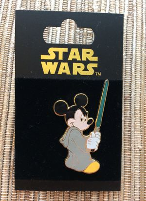 Mickey Star Wars Collection Pin for Sale in New York, NY