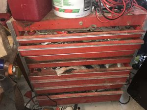 Old snap-on tool box for Sale in Brooksville, FL