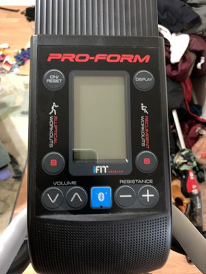 Pro form Hybrid Trainer for Sale in Columbus, OH