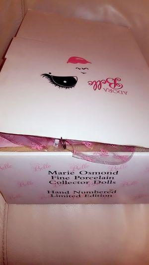 Marie osmond for Sale in San Antonio, TX
