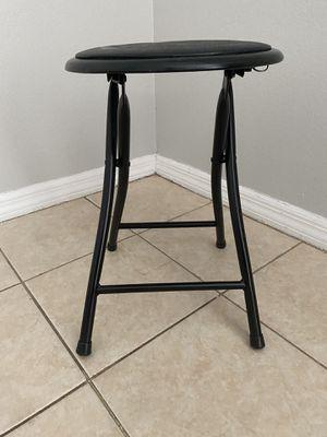 Black stool for Sale in Davenport, FL