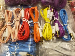 Aux Audio cable 3.5 mm for Sale in Chicago, IL