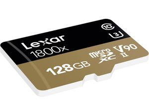 Lexar 128GB Professional 1800x UHS-ll microSDXC for Sale in Monroe, LA