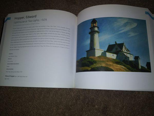 BOOK AMERICA ART