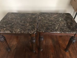 3 nice antique tables for Sale in West Columbia, SC