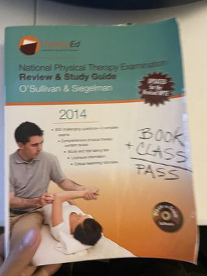 Therapyed 2014 NPTE study guide for Sale in Carrollton, TX