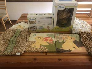 Lion King Nursery Set for Sale in Virginia Beach, VA