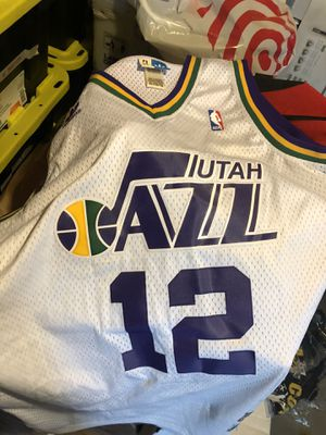Utah Jazz Stockton Jersey for Sale in Encinitas, CA