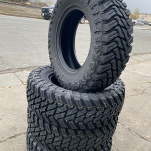 "17"" 4 new Tires LT265/70R17 10 Ply M/T for Sale in Gilroy, CA"