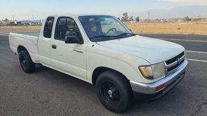 97 toyota tacoma...98,000 miles for Sale in San Bernardino, CA