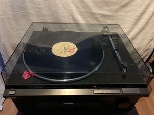 Technics QUARTZ Direct Drive Automatic Turntable System SL-QD33 for Sale in Los Angeles, CA