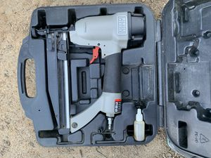 Porter cable finish nail gun for Sale in Oceanside, CA