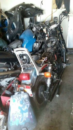1983 Honda Shadow 750 non running for Sale in San Diego, CA