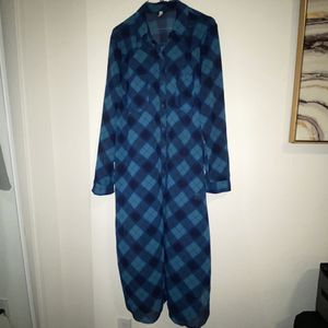 Free people sheer flannel dress for Sale in Los Alamitos, CA