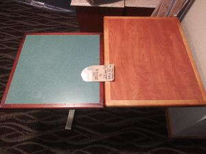 Wooden top Tables for Sale in Portage, MI