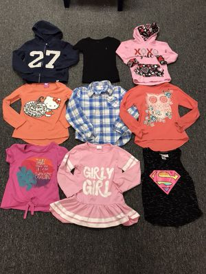 Girls clothes size 7/8 and 7 for Sale in Detroit, MI