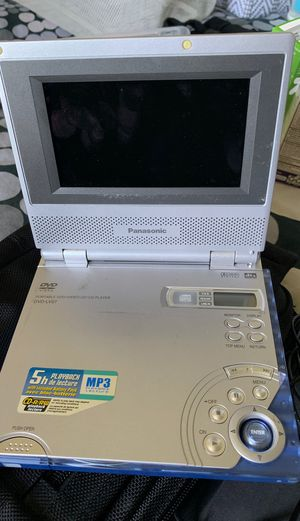 Panasonic portable DVD player for Sale in Santa Ana, CA