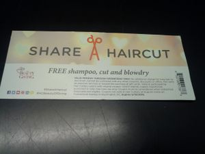 Free Hair Cut Coupon for Sale in Washington, DC