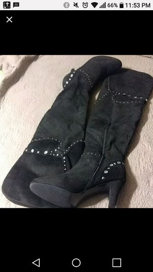 Knee high boots for Sale in St. Louis, MO