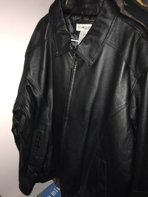 Sun River Leather Jacket for Sale in South Hill, VA