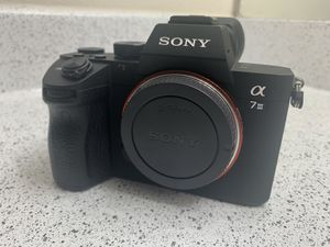 SONY A7III BODY for Sale in Phoenix, AZ