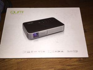 Qumi Q38 HD POCKET PROJECTOR for Sale in Bristol, TN