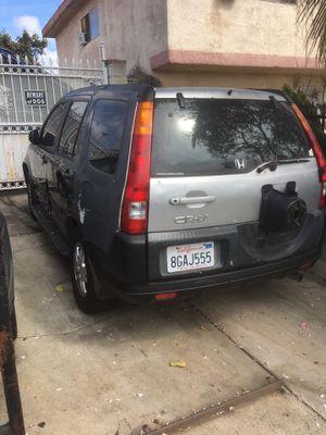 2004 Honda CRV AWD AUTOMATIC for Sale in Long Beach, CA