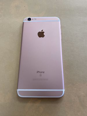 iPhone 6s Plus 16gb unlocked mint condition, rose Gold. for Sale in Downers Grove, IL