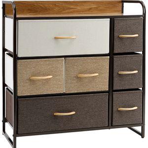 KAMILE 7-drawer Dresser 3 Tier Storage Organaizer for Sale in Fort Lauderdale, FL