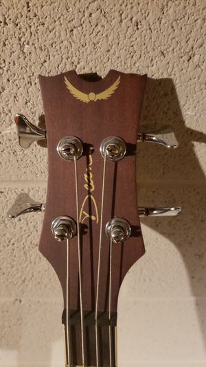 Dean Acoustic/Electric Bass for Sale in Dauberville, PA