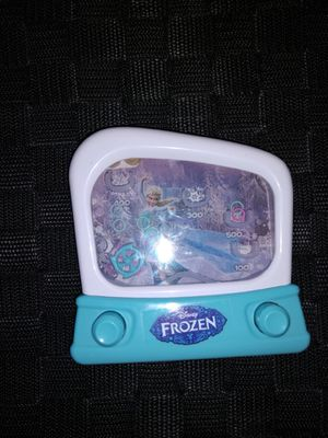 Frozen game for kids for Sale in Hayward, CA