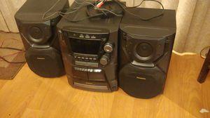Panasonic stereo system for Sale in Johnston, RI