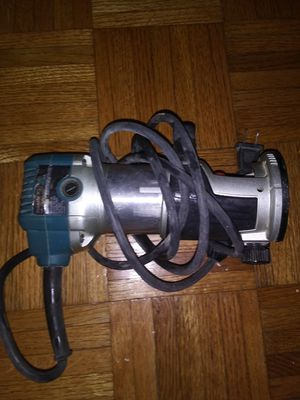 Makita Router for Sale in Bladensburg, MD