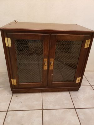 Small Antique China Cabinet for Sale in Fresno, CA
