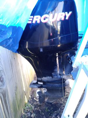 75 hp Mercury outboard motor for Sale in West Bloomfield Township, MI