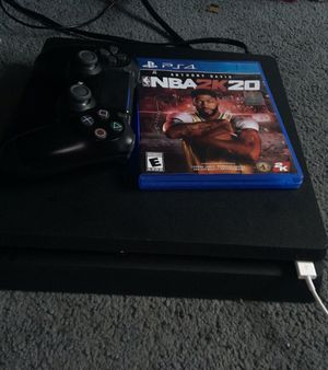 PS4 slim 1TB for Sale in Hillcrest Heights, MD