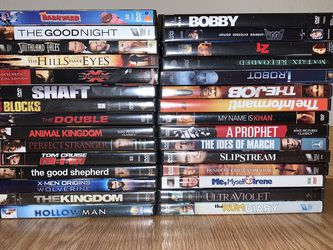 30 DVDs 💿for $20 for Sale in Sammamish,  WA