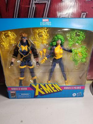 Marvel legends X factor havok & Polaris for Sale in Santee, CA