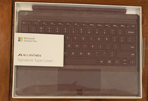 Microsoft surface signature type cover for Sale in Miami, FL