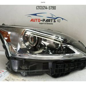 2014 2017 LEXUS LS460 LS 460 RIGHT PASSENGER XENON HEADLIGHT OEM 2015 2016 UC43971 for Sale in Paramount, CA