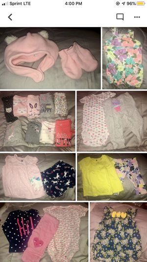 Baby girl clothing for Sale in Orlando, FL
