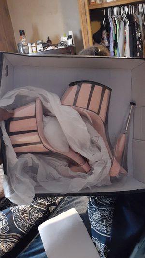 Pink high heels for Sale in Harrington, DE