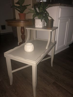 Two tier antique telephone table for Sale in Austin, TX