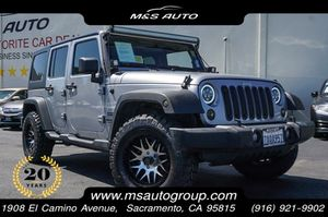 2013 Jeep Wrangler for Sale in Sacramento, CA
